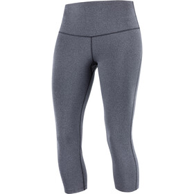 Salomon Essential 5/6 Tights Women, black/heather